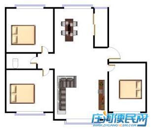 香颂花城二期新上电梯好楼层房源