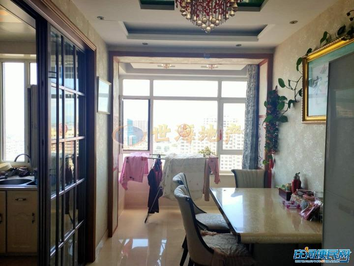 国奥花园三期精品大户型,三室两厅128平 价格便宜