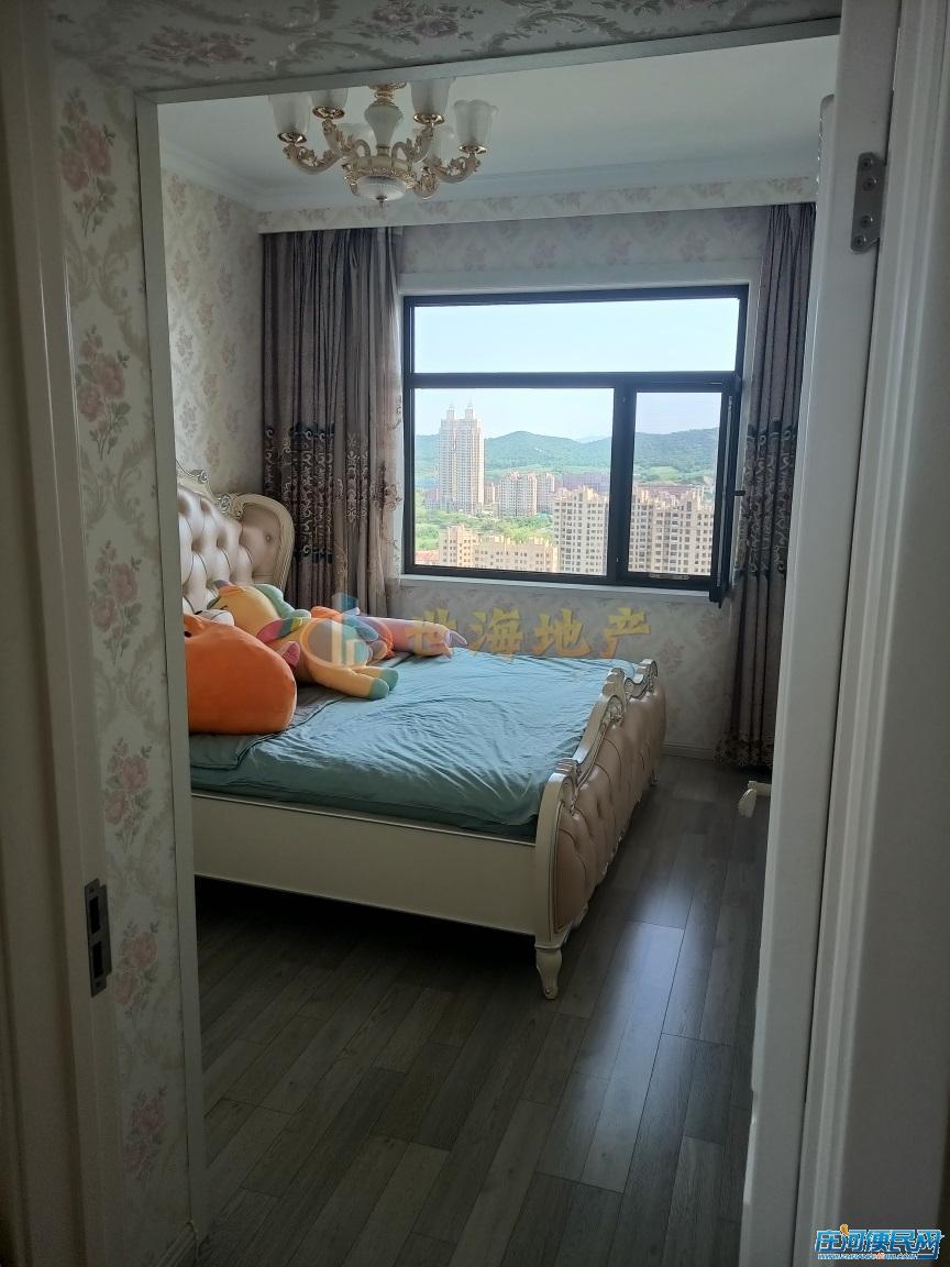 伟业御璟城2期 豪装 电梯小高层