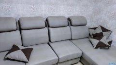 二手客厅沙发500元卖